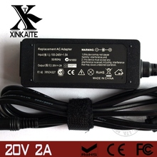 20V 2A network AC Adapter Charger For Fujitsu Siemens Amilo Mini UI 3520 40w Power Supply free shipping