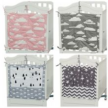 Big Baby Diaper Nappy Organizer Changing Storage Bags Inner Separate Containers,Multifunctional Bag 55*60cm