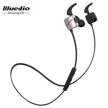 Bluedio TE Sports Bluetooth headset/Wireless headphone in-ear earbuds Built-in Mic Sweat proof earphone