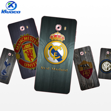 Custom Phone Cases For Samsung Galaxy C9 Pro For Galaxy Note4 / Note5 Shell For Grand Prime G530 Soft TPU Lines Football