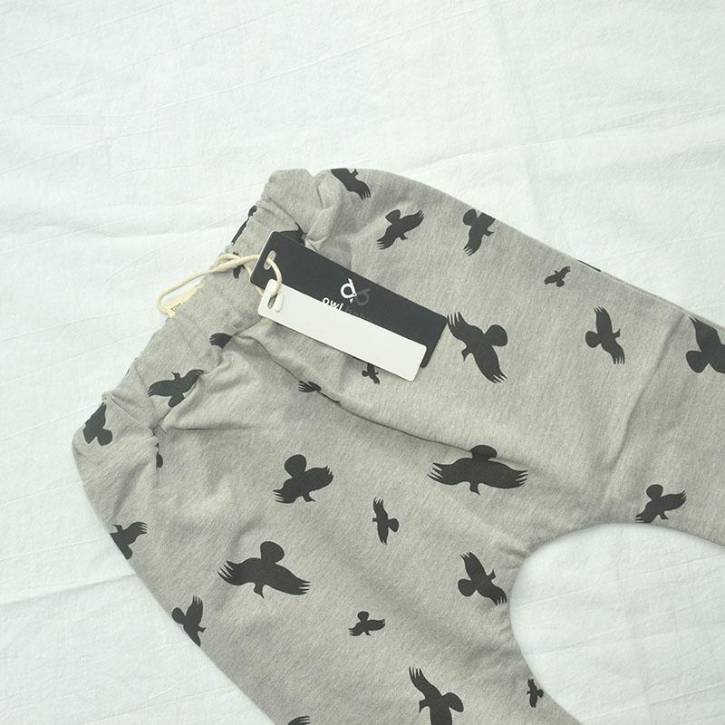 Clearance 11.11 Sale Boys Pants Print Cotton Trousers Girls Leggings Children Clothes7