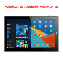 10.1 inch Tablet PC onda obook 20 Plus intel Z8300 64bit Quad-Core 1920*1200 IPS Screen 4GB Ram 64GB EMMC Win 10+Android 5.1(China)