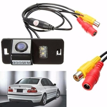 New Waterproof 170Wide Angle Color Night Vision Car Rear View Back Up Reverse Parking Camera for BMW E39 E46