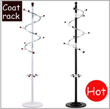 New,Diy,Metal coatrack, Stainless steel metal furniture,living room furniture,Coat rack rotary type