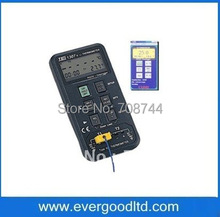 New 100% Data Logger Thermometer/Datalogging K/J Thermometer  (8,000 Records Capacity) TES-1307