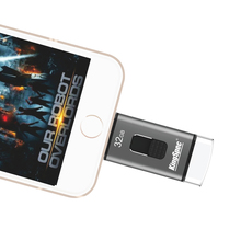 KingSpec USB Pen Drive For IPhone / IPad 32GB 64GB USB Flash Drive