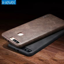 Huawei Honor 8 Pro Case Quality Vintage PU Leather luxury Back Cover Case For Huawei Honor V9 Moblie Phone Bag Coque Capa