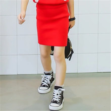 retail girls fashion skirt 2017 new summer style childrens skirts kids baby girls skirts It is all-match a skirt AA2142