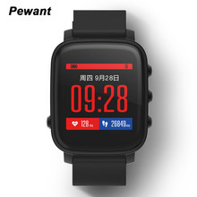New Smart Watch Heart Rate Monitor Montre Connecte Smartwatch Waterproof Wrist Watch Cell Phone For Andriod Ios Phone PK KW88(China)
