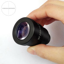 Buy 1PC Wide Field WF20x/10 High Eye-point Stereo Microscope Eyepiece Optical Lens Scale Mounting Size 30 mm for $26.94 in AliExpress store