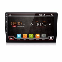 Quad Core 1024X600 Car DVD Player 9 Inch Android Audio Stereo Video BT Canbus Wifi GPS Navi Radio FM Mirror Link For VW Jetta(China)