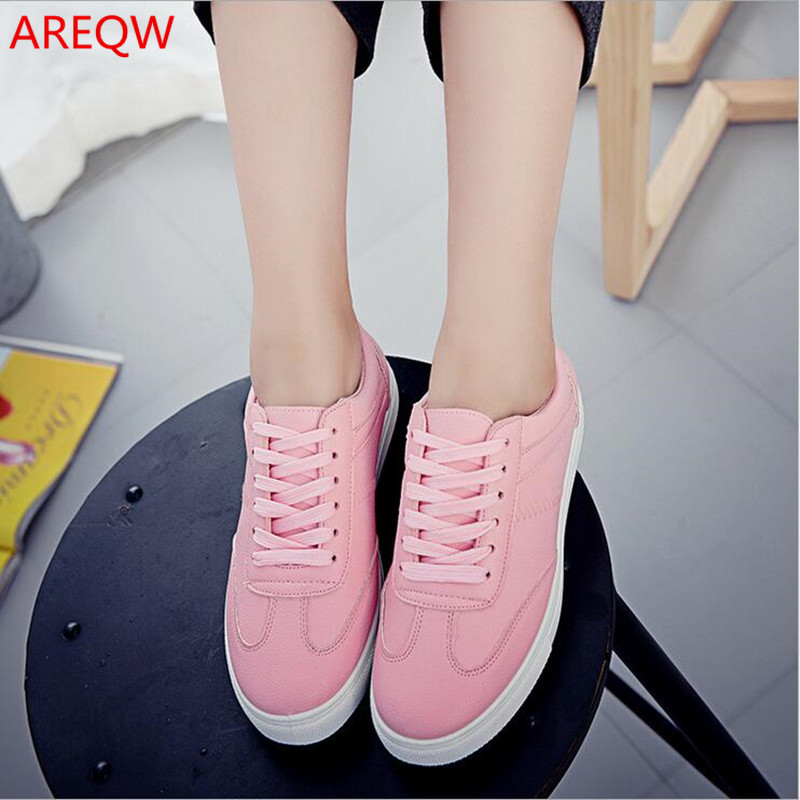 2017 Spring and Autumn new Korean women flat shoes before the Department of shallow mouth students flat bottom shoes tide <br><br>Aliexpress