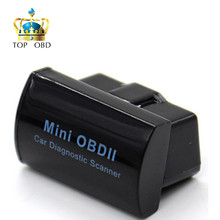2017 Latest Version V2.1 MINI OBDII Car Diagnostic Scanner ELM327 Bluetooth Android Torque Auto OBD Tool ELM 327 Retailer Box
