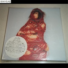 BINYEAE- new CD seal: COCOON (Virtual) first production limited plate 2CD light disk [free shipping](China)