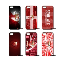 sevilla fc Football Logo Mobile Phone Case Cover For HTC One M7 M8 M9 A9 Desire 626 816 820 830 Google Pixel XL One plus X 2 3(China)