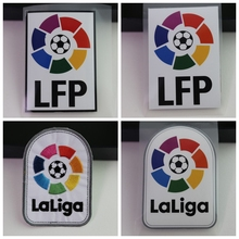 top quality La Liga LFP 2015 2016 2017 New Big embroidery football patches badges,Soccer Hot stamping Patch Badges