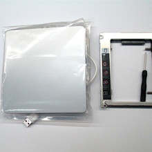 Dvd-Case Optibay-Adapter 2nd-Caddy Macbook HDD SSD And USB USB2.0 for Apple Pro Unibody