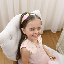 10pcs/lot Creative design Ice Cream Hairband hoop Princess crown Headband Lovely hair accessories for girls kids hair ornament(China)