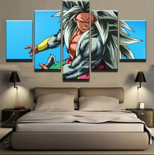 Multi Sizes 5 Panels Strong Musle Man Oil Painting Prints On Canvas Kids Room Wall Art Decorative Picture No Frames Artworks