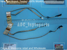 "New Original LCD LED Video Flex Cable For DELL Inspiron 1564 15.6"" Laptop Cable DD0UM6LC002 DD0UM6LC000 DD0UM6LC001"