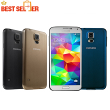 Buy Original Unlocked Samsung Galaxy S5 SM-G900 Quad-core 3G&4G Smartphone GPS WIFI 5.1inch 16MP Camera GPS Refurbished Cell phones -1 Year Quality Warranty Original phones Store) for $127.00 in AliExpress store