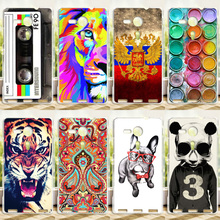 Back Cover For Sony Xperia SP M35 M35h M35C C5302 C5303 C5306, Painting Protective Cover FOR Sony C 5302 5303 5306 Phone Case