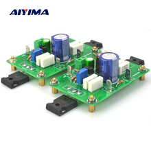 Aiyima 2PC PASS A-C-A Audio Amplifier Board 5W Single-ended Class A FET + MOS FET Amplifier Board
