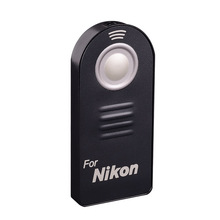 Infrared Remote Control ML-L3 MLL3 for Nikon D90 D80 D70 D7000 D60 D50 D40 D40X P6000 ir remote control(China)