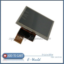 Original New 4.3' inch Launch x431 diagun LCD display with touch screen digitizer touch panel free shipping cost.(China)