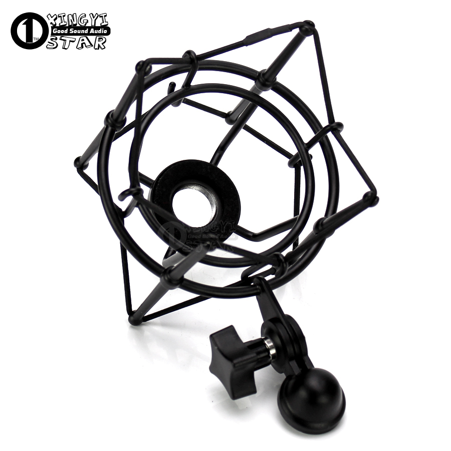Metal Spider Microphone 2