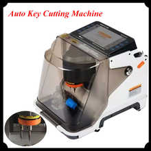 Original Multi-Languages Mini Master Auto Key Cutting Machine Mini Better Than Slica Key Duplicate Machine XC-007