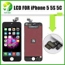 10pcs Special Offer LCD Screen Replacement For Apple iPhone 5s 5c 5 With Digitizer Assembly Display Touch Panel