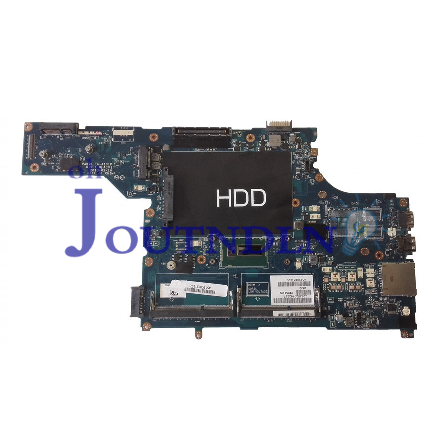 JOUTNDLN FOR Dell Latitude E5540 Laptop Motherboard M4C6R 0M4C6R CN-0M4C6R VAW50 LA-A101P W i5-4200U CPU Integrated