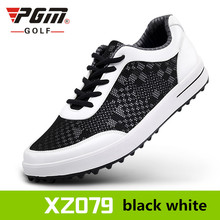 2017 Summer new pgm golf men's super light ventilation no creases breathable net cloth sneakers