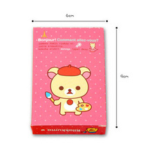 Kawaii Cartoon Bear Family Funny Playing Cards Poker Set Party Board Game Home Gift Entertainment Card Playing Cards P5(China)