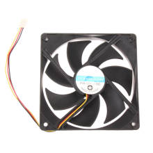 120mm 120x25mm 12V 3Pin DC Brushless PC Computer Case Cooler Cooling Fan Low Noise For CPU Radiating For Desktop PC