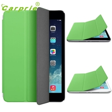 CARPRIE Green Slim Magnetic Leather Smart Cover Sleep Case For iPad mini 3 Retina Feb24 MotherLander