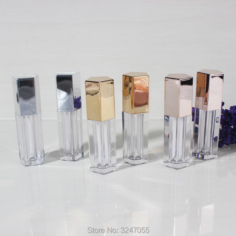 4.5ML 20pcs/lot 50pcs/lot High Quality Empty Elegant Lip Gloss Bottle, Plastic High Class Lipstick Packing Bottle, Cosmetic Tube<br>