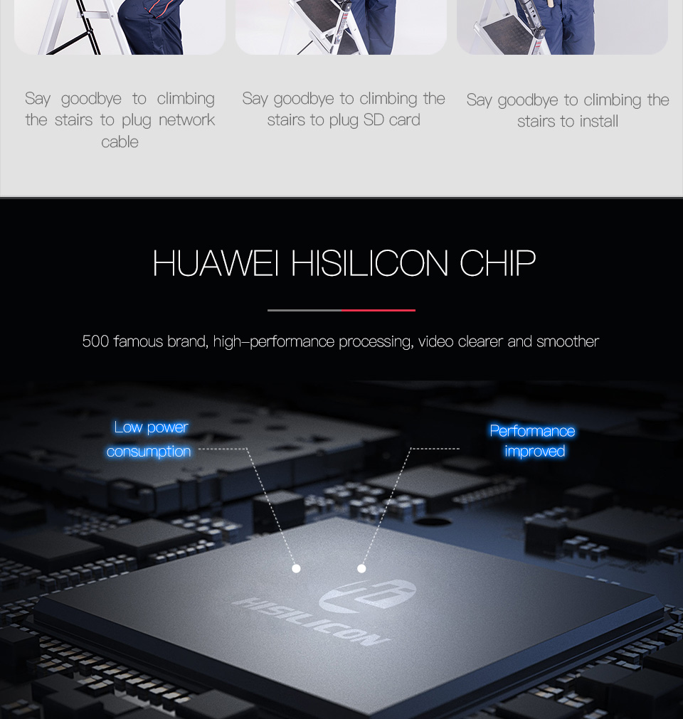 c18s HUAWEI hisilicon chip