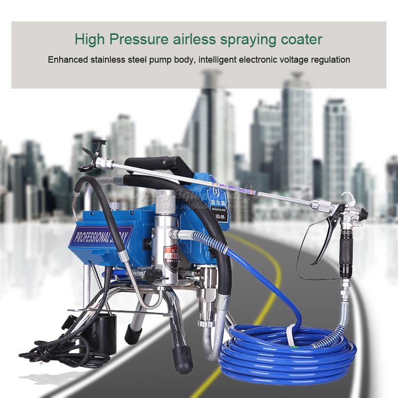 electric airless sprayer (3)