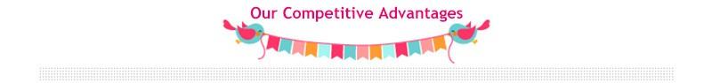 Our Competitive Advantage