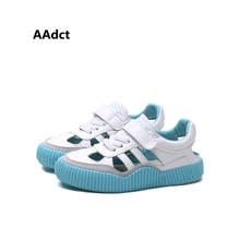 2017 summer hollow breathing children shoes candy color soft sole sports kids shoes for boys Fashion little student girls shoes