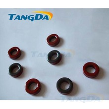 Tangda Iron powder cores T80-2 OD*ID*HT 20.5*12*6.5 mm 5.5nH/N2 10uo Iron dust core Ferrite Toroid Core Coating Red gray