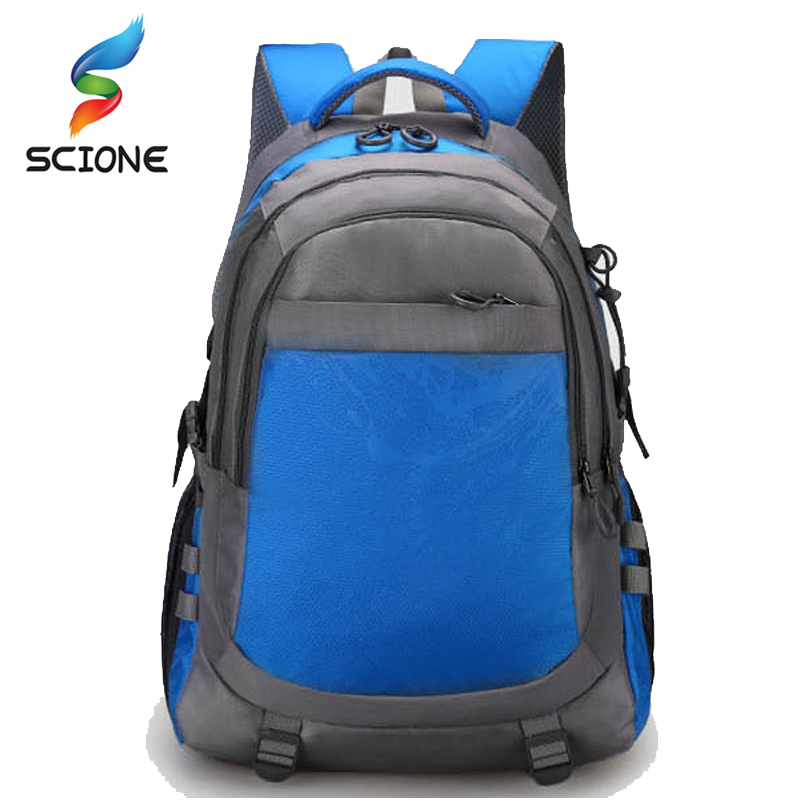 2017 Top Quality Outdoor Mountaineering Bags Water Repellent Nylon Shoulder Bag Men And Women Travel Hiking Camping Backpack<br>