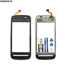 RTBESTOYZ Replacement Touch Screen For Nokia 5230 Front Glass With Digitizer Sensor 100% High Quality Mobile Phone Parts(China)