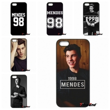 Shawn Mendes 98 Design Cell Phone Case Cover Coque For iPhone 4 4S 5 5C SE 6 6S 7 Plus Galaxy J5 J3 A5 A3 2016 S5 S7 S6 Edge