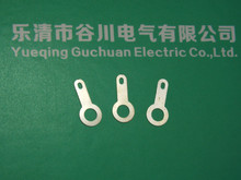 Brass ring Electrical solder terminal hole 4mm