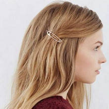 Europe and the United States simple jewelry exquisite playful metal modeling hairpin hair accessories