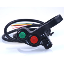 7/8 inch Motorcycle Scooter Dirt ATV Quad Switch Horn Turn Signals On/Off Horn Light Handlebar Bike Motorcycle Scooter Switch(China)