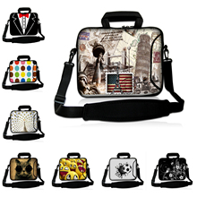 "Laptop Bag 14"" Women Bags Computer Neoprene Messenger Shoulder Bags Ultrabook Handbag 14.1"" Briefcase Chuwi Lapbook Air 14.1"